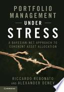 Portfolio Management under Stress Book PDF