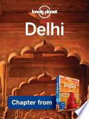 Lonely Planet Delhi