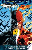 Batman Flash The Button Deluxe Edition