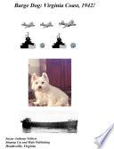 Barge Dog  Virginia Coast  1942