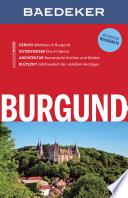 Baedeker Reisef  hrer Burgund