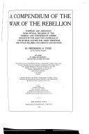 A compendium of the War of the Rebellion
