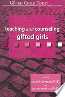 Teaching and Counseling Gifted Girls