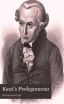 Kant s Prolegomena