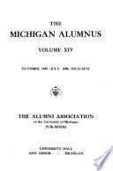 The Michigan Alumnus Annual