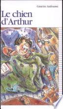 illustration du livre Le chien d'Arthur