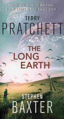 The Long Earth Book Cover