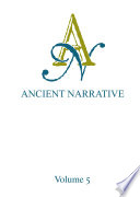 Ancient Narrative