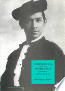 Antonio Triana and the Spanish Dance