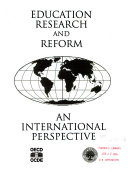 Education research and reform