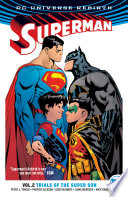 Superman Vol  2  Trials of the Super Son