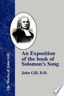 An Exposition of the Book of Solomon s Song