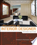 illustration Becoming an Interior Designer, A Guide to Careers in Design