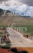 Character and Ethics