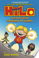 The Boy Who Crashed To Earth