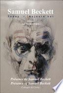 Présence de Samuel Beckett
