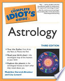 The Complete Idiot s Guide to Astrology