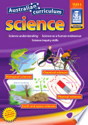 Australian Curriculum Science - Year 4 - ages 9-10 years Of Books Written Specifically To Support The