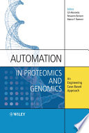 Automation In Proteomics And Genomics book
