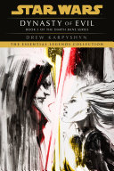 Dynasty of Evil  Star Wars Legends  Darth Bane