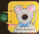 Holzkugel-Bücher mit Fingerspiel. Wo ist die Nase?