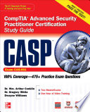 CASP CompTIA Advanced Security Practitioner Certification Study Guide  Exam CAS 001