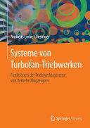 Systeme von Turbofan-Triebwerken