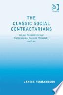 The Classic Social Contractarians