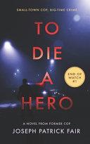 Book To Die a Hero