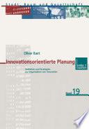 Innovationsorientierte Planung