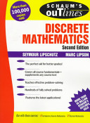 Schaum s Outline of Theory and Problems of Discrete Mathematics