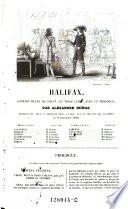 Halifax   comedie en trois actes