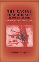 download ebook the racial discourses of life philosophy pdf epub