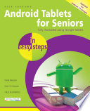 Android Tablets for Seniors in easy steps  3rd Edition
