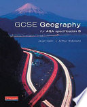 GCSE Geography for AQA Specification B