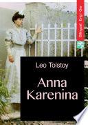 Anna Karenina  English German bilingual Edition illustrated