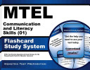 Mtel Communication and Literacy Skills  01  Flashcard Study System