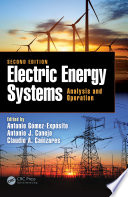 Electric Energy Systems  Second Edition