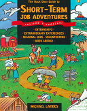 The Back Door Guide to Short term Job Adventures Book PDF