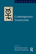 download ebook contemporary esotericism pdf epub