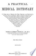 A Practical Medical Dictionary