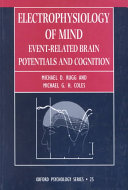 Electrophysiology Of Mind book