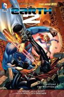 Earth 2 Vol. 5: The Kryptonian (the New 52) : for once, that's not a...