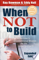 When Not to Build Book PDF