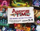Adventure Time   The Original Cartoon Title Cards