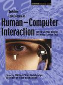 Berkshire Encyclopedia of Human computer Interaction