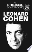 The Little Black Songbook  Leonard Cohen