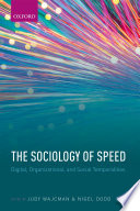 The Sociology of Speed