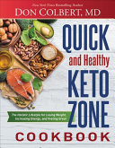 Quick And Healthy Keto Zone Cookbook