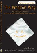 cover img of The Amazon Way